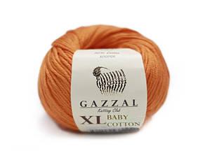 Gazzal Baby Cotton XL, апельсин №3419