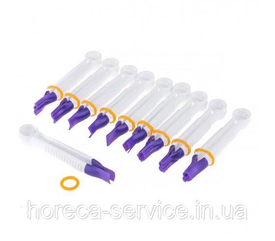 Щипцы кондитерские пластиковые для мастики L 100 мм (1уп 10 шт)