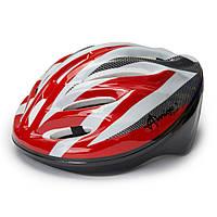 Шлем Explore - HELMET ARMOR L красный/белый/чёрный