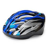 Шлем Explore - HELMET ARMOR L синий/серый/чёрный