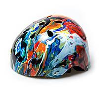 Шлем Explore - CROOK WT Акварель