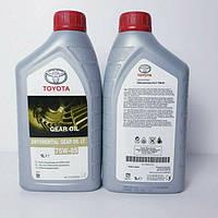 Трансмісійне масло Toyota Differential Gear Oil LT 75W-85 1л, фото 1