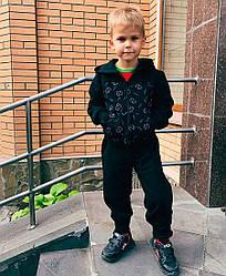 Костюм для мальчика Гуччи трехнитка