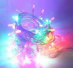 Новогодняя гирлянда на елку светодиодная 500 LED лампочек 25м