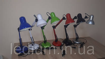 Настольная лампа LEDium FACTORY зеленая