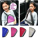 Детское удерживающее устройство для автомобиля (вместо автокресла). Автобустер, фото 7