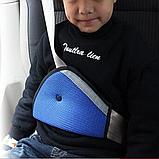 Детское удерживающее устройство для автомобиля (вместо автокресла). Автобустер, фото 9