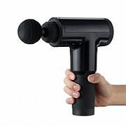 Портативним м'язовий масажер-пістолет для м'язів Fascial Gun ручний універсальний Вібромасажер