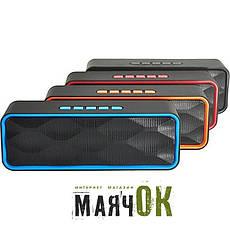 Портативная Bluetooth-колонка SC-211, c функцией speakerphone, радио, фото 3