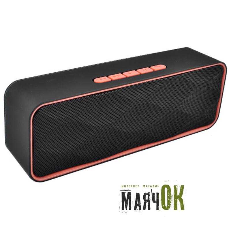 Портативная Bluetooth-колонка SC-211, c функцией speakerphone, радио