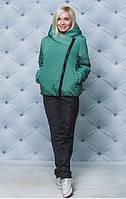 """Модный женский зимний костюм больших размеров """"Annabel"""""""