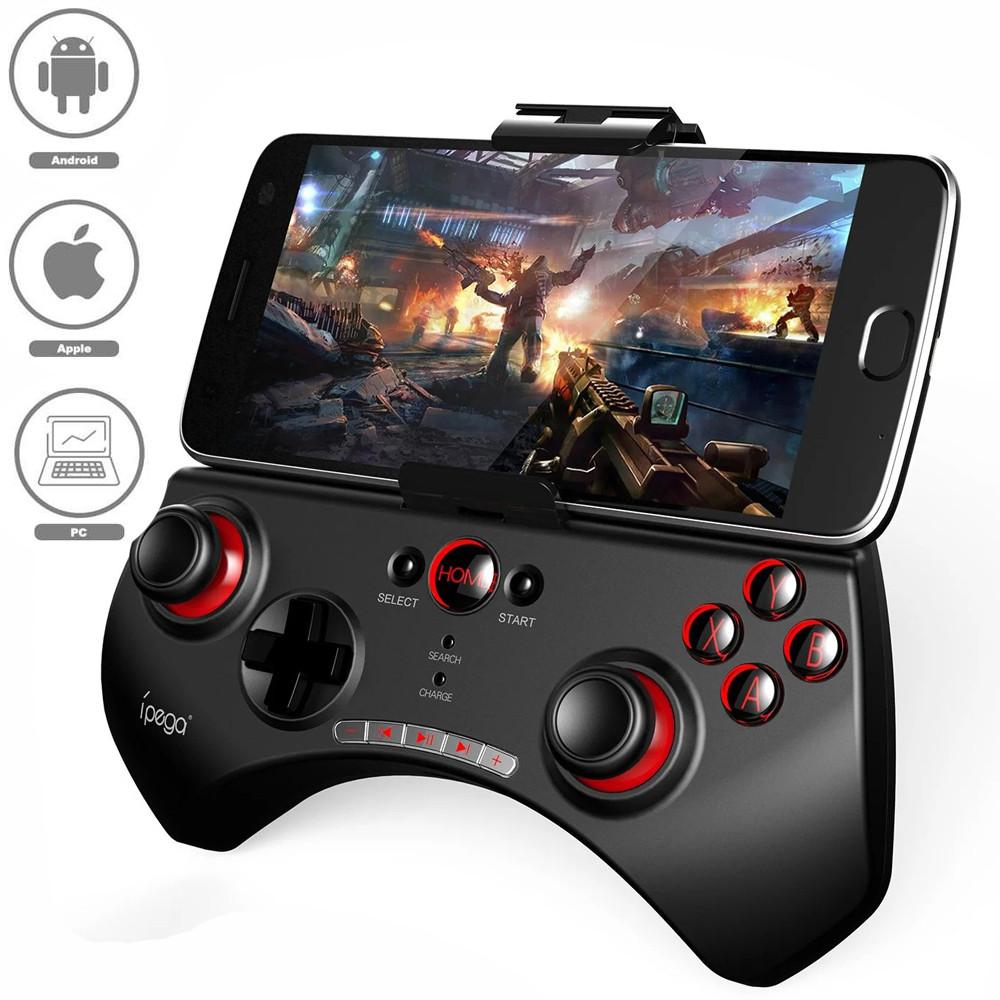 Игровой геймпад для смартфона беспроводной игровой джойстик геймпад Android,iOS,PC iPega PG 9025