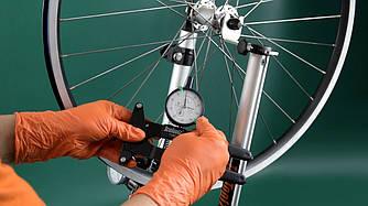 Услуга сборки велосипедного колеса на утолщенных спицах