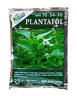 Комплексное удобрение Плантафол (PLANTAFOL) Valagro 10.54.10 (цветения, бутонизация) 25 г Organic Planet