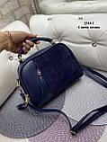Модный клатч на длинном ремешке в ассортименте, фото 4