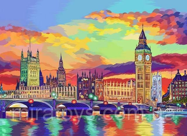 Картина по номерам Лондон