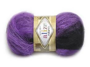 Alize Naturale Фиолетово-черный №5912