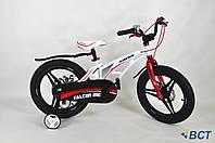 """Детский велосипед Ardis Falcon 18"""" белый"""