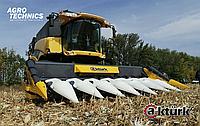 🌽 ЖАТКА для прибирання кукурудзи AKTURK 🌽