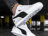 Чоловічі кросівки Puma BMW MMS Roma White Black 306195-02, фото 2