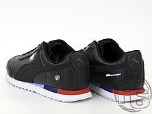 Мужские кроссовки Puma BMW Roma Black 306195-03, фото 3