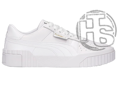 Жіночі кросівки Puma Cali White 369155-01, фото 2