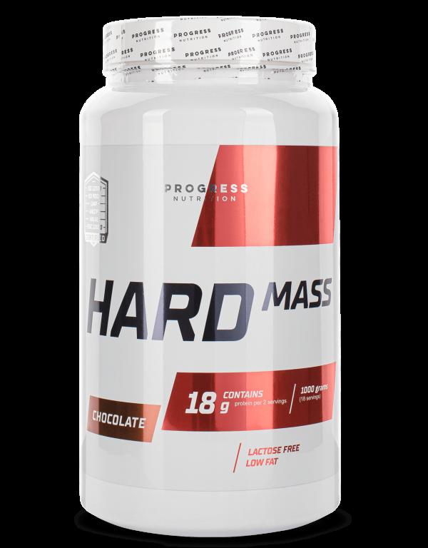 Вітамінний Progress Nutrition Hard Mass 1000g ВАНІЛЬ