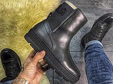 Женские ботинки Puma Chelsea Sneaker Boot Rihanna Fenty Black 366266-03, фото 2