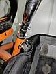 Б/У Велосипед трехколесный с родительской ручкой Lexus Trike оранжевый, фото 4