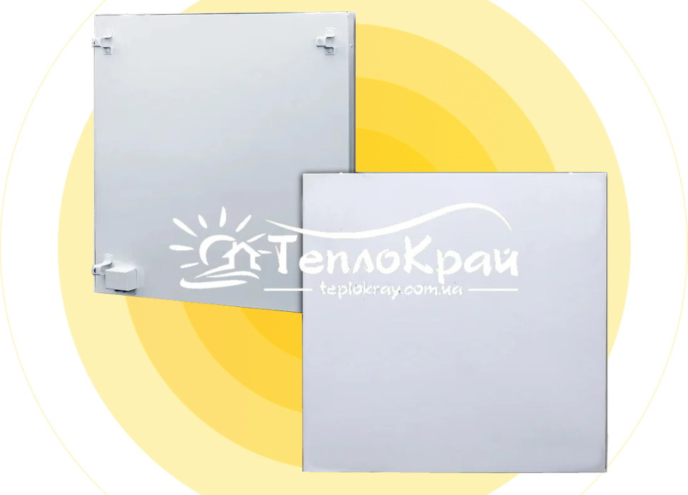 Экономный потолочный обогреватель 500 Вт до 10 м²