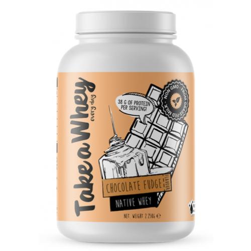 Протеин изолят Native Whey Take a whey 2,3 kg (Великобритания)