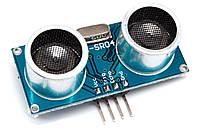 Ультразвуковой датчик измерения расстояния HC-SR04 дальномер