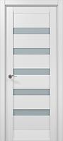 Двері міжкімнатні Папа Карло Millenium ML-02 білий мат