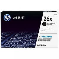 Картридж HP 26X LJ Pro M402, M426 Black (CF226X), (9000 стор), оригинал