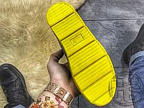 Женские ботинки Puma Chelsea Sneaker Boot Rihanna Fenty Sterling Blue Black-Limeade 366266-01, фото 3