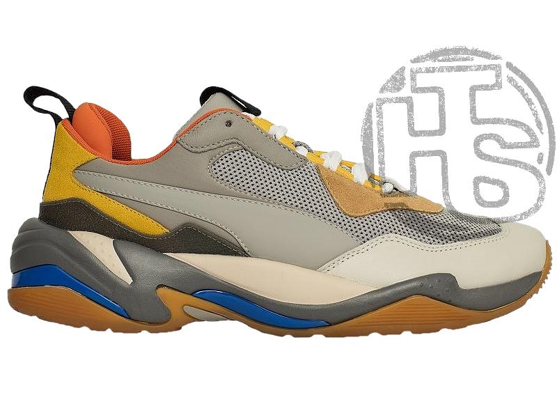 Жіночі кросівки Puma Thunder Spectra Grey Yellow-Orange 367516-02