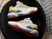 Жіночі кросівки Puma Thunder Spectra Grey Yellow-Orange 367516-02, фото 3