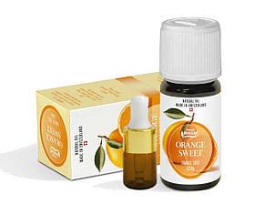 Натуральне ефірне масло Солодкий апельсин пробник Вівасан Швейцарія 1 мл