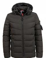 Мужская зимняя куртка с капюшоном GLO-Story, Венгрия (8511 Хаки)