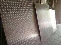 Херсон алюминиевый рифленый лист [ОПТ и РОЗНИЦА] квинтет и апельсиновая корка дуэт с порезкой по размерам