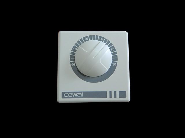 Регулятор температури CEWAL RQ01 Італія (16А)