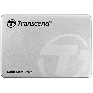 Накопичувач SSD 240GB Transcend SSD220 2.5 SATA III TLC (TS240GSSD220S)
