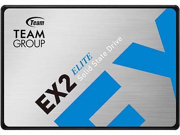 "Накопичувач SSD 512GB Team EX2 2.5"" SATAIII SLC (T253E2512G0C101)"