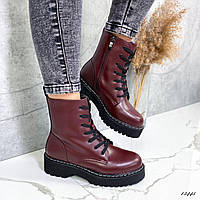 Зимние женские ботинки -Martin-, фото 1
