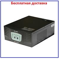 ИБП Luxeon UPS-1000ZY (600 Вт) 12В с правильной синусоидой, фото 1