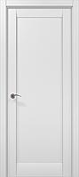 Двері міжкімнатні Папа Карло Millenium ML-00F білий мат