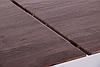 """Стол  раскладной 120/160 Nevada черный/МДФ дуб шервуд ТМ """"AMF"""", фото 6"""