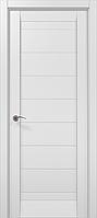 Двері міжкімнатні Папа Карло Millenium ML-04 білий мат