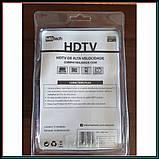 Кабель HDMI 3IN1 с переходниками micro/mini 1,5 метра, фото 5