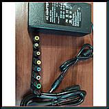 Универсальное зарядное устройство для ноутбуков 8 в 1, фото 6